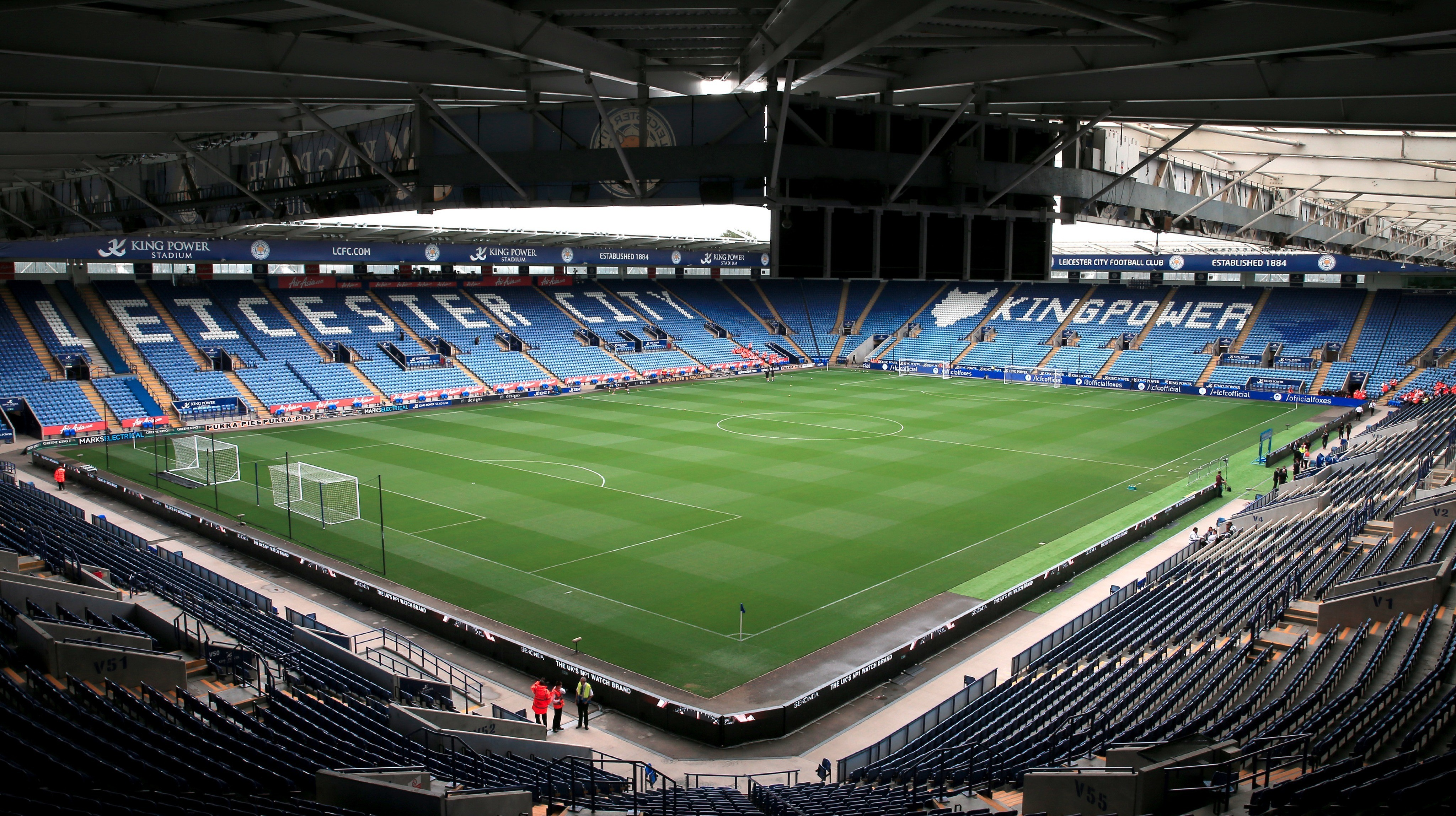 King Power stadion