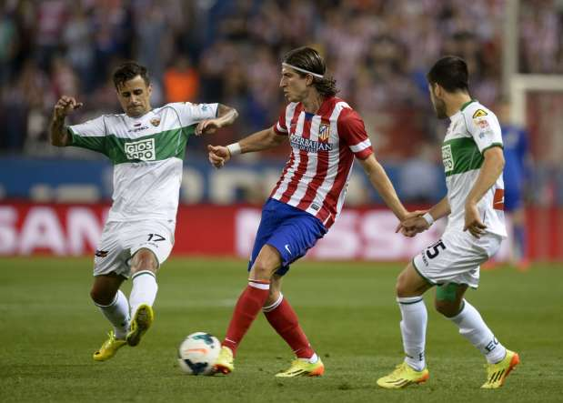 Atletico vs Elche
