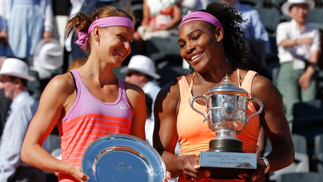 Williams en Safarova